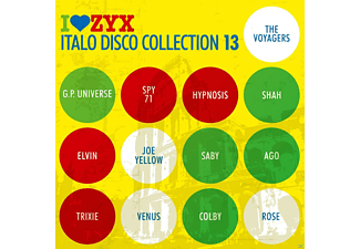 VARIOUS - Zyx Italo Disco Collection 13 [CD]