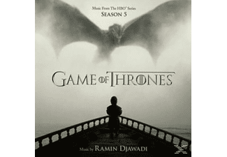 Ramin Djawadi - Game Of Thrones (Music From The Hbo-Series-Vol.5) - (CD)