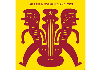 Norman Blake, Jad Fair - Yes - (CD)