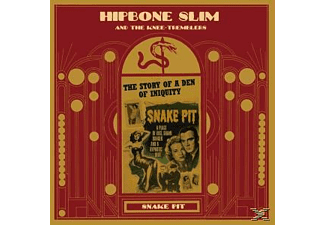 Hipbone Slim And The Knee Tremblers - Snake Pit - (Vinyl)