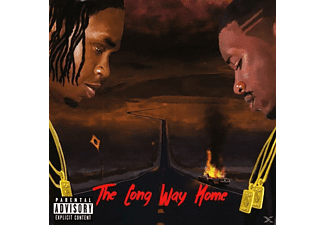 Krept & Konan - The Long Way Home - (CD)