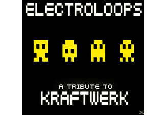 VARIOUS - Electro Loops - (CD)