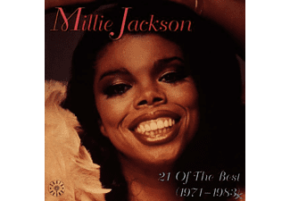 Millie Jackson - 21 Of The Best - 1971-83 [CD]