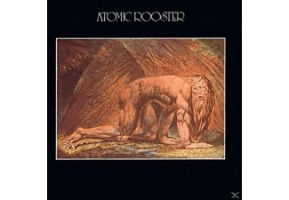 Atomic Rooster - Death Walks Behind You - (CD)