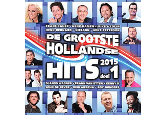 Various - Hollandse Hits 2015 Deel 1 | CD