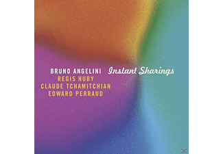Bruno Angelini - Instant Sharings [CD]