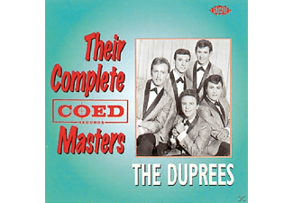 The Duprees - Their Complete Coed Masters - (CD)