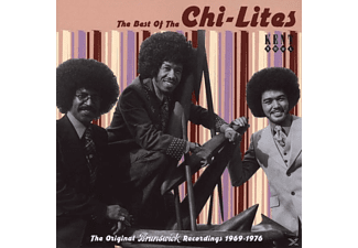The Lites - Best Of The Chi-Lites - (CD)