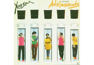 X-Ray Spex - Germ Free Adolescents/Extended - (CD)