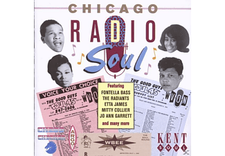 VARIOUS - Chicago Radio Soul - (CD)