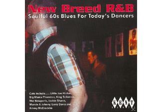 VARIOUS - New Breed R&B - (CD)