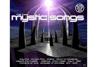 Various - The Best Mystic Songs - (CD)