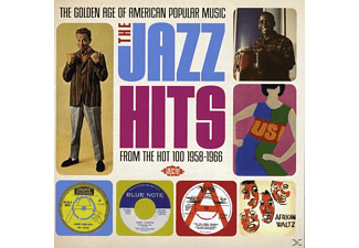 VARIOUS - American Popular Music-The Jazz Hits From 1958-66 - (CD)