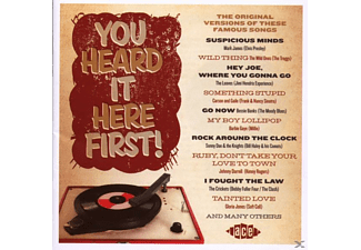 VARIOUS - You Heard It First! - (CD)