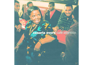 Evora Cesaria - CAFE ATLANTICO/FRENCH VERSION - (CD)