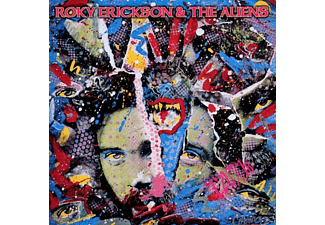 Roky Erickson, The Aliens - Five Symbols - (CD)