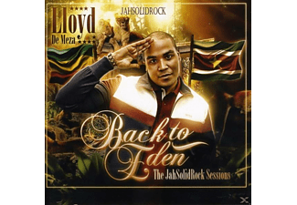 Lloyd De Meza - Back To Eden - (CD)