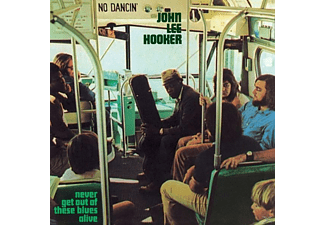 John Lee Hooker - Never Get Out Of These.. [Vinyl]