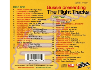 Gussie Clark - Gussie Presenting: The Right Tracks [CD]