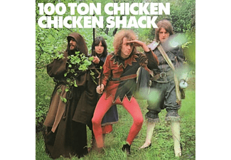 Chicken Shack - 100 Ton Chicken - (Vinyl)