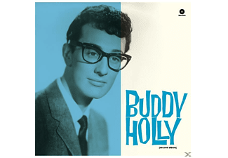 Buddy Holly - Second Album+2 Bonus Tracks - (Vinyl)