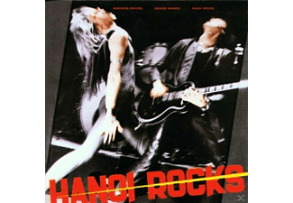 Hanoi Rocks - BANGKOK SHOCKS,SAGON SHAKES - (CD)