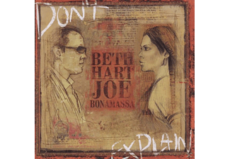Hart,Beth & Bonamassa,Joe - Don't Explain [CD]