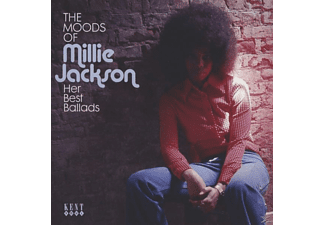 Millie Jackson - The Moods Of Millie Jackson-Her Best Ballads [CD]