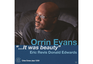 Orrin Evans - It Was Beauty - (CD)