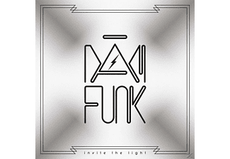 Dam Funk - Invite The Light [CD]