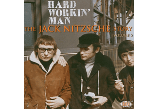 VARIOUS - Jack Nitsche Story Vol. 2 - Hard Workin' Man - (CD)