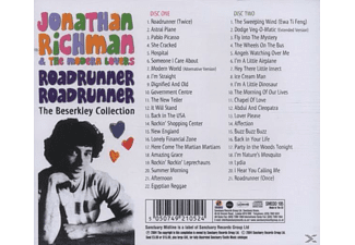 Jonathan Richman, The Modern Lovers - Roadrunner, Roadrunner - The B - (CD)