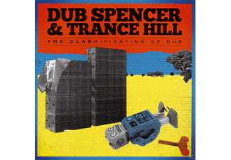 Trance Hill - THE CLASHIFICATION OF DUB - (CD)