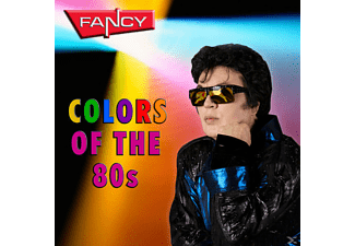 Fancy - Colors Of The 80s - (CD)