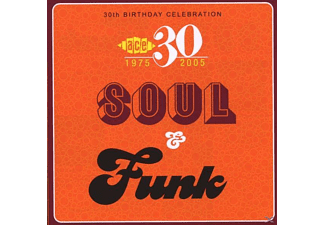 VARIOUS - Soul & Funk-Ace Birthday Sampler - (CD)