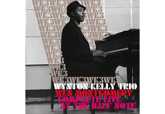 Wynton Trio Kelly - Complete Live At The Half Note - (CD)