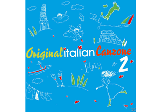 VARIOUS - Original Italian Canzone Vol.2 - (CD)
