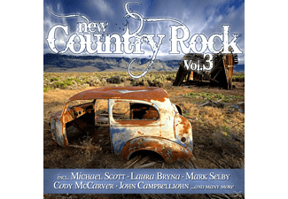 VARIOUS - New Country Rock Vol.3 - (CD)