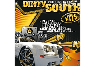 VARIOUS - Dirty South Hits-The Best In Crunk - (CD)