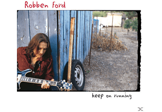 Robben Ford - Keep On Running - (CD)