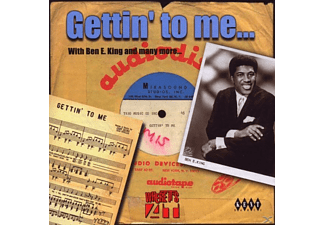 VARIOUS - Gettin' To Me - (CD)