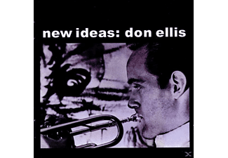 Don Ellis - New Ideas - (CD)