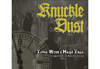 Knuckledust - Time Won't Heal This (Re-Mastered) - (CD)
