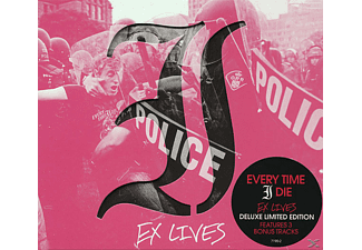 Every Time I Die - Ex Lives (Limited Edition) - (CD)
