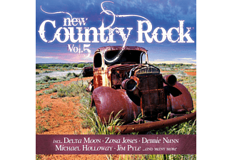 VARIOUS - New Country Rock Vol.5 - (CD)