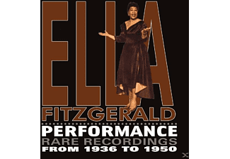 Ella Fitzgerald - Performance - (CD)