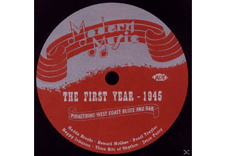VARIOUS - Modern Music - The First Year 1945 - (CD)