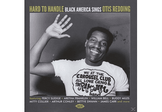 VARIOUS - Hard To Handle-Black America Sings Otis Redding [CD]