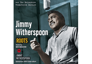 Jimmy Witherspoon, Ben Webster - Roots & Jimmy Witherspoon - (CD)