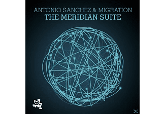 Antonio Sanchez - The Meridian Suite [CD]